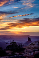Candlestick Tower, Canyonlands N.P.